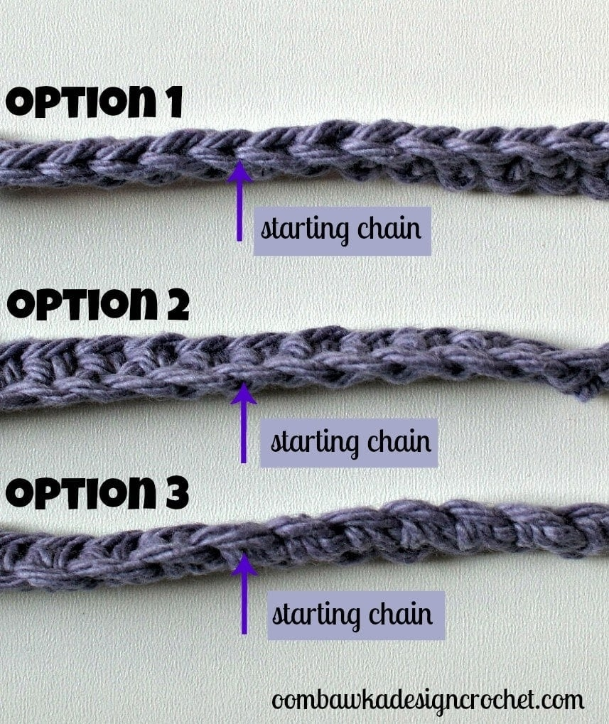 3 Ways to Work into the Starting Chain