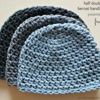 Half Double Crochet Hat Pattern #2 Free Pattern