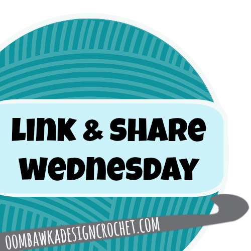 Grab button for Link & Share Wednesday