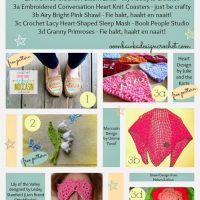 Link & Share Wednesday Party 28! & A Crochet Twitter-Hop!