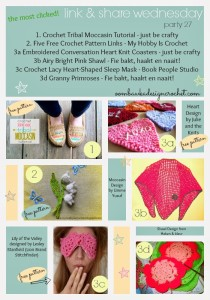 Feature. Crochet Tribal Moccasin Tutorial! Oombawka Design.