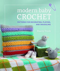 Modern Baby Crochet. Book Review. Oombawka Design.