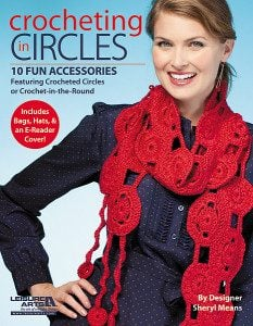 Crocheting in Circles. Book Review. Oombawka Design.