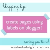 Blogging Tips – Create Pages with label- Blogger