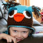 Not ANOTHER Owl Hat! Free Toddler Crochet Pattern