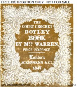 The Court Crochet Doyley Book