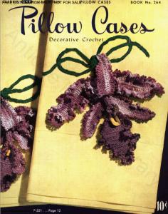 Pillow Cases Book No. 264