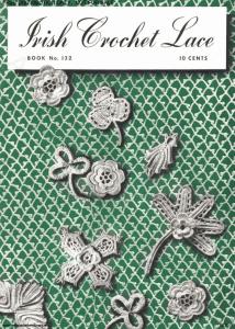 Irish Crochet Lace (Free Vintage Patterns)