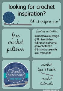 crochet twitterhop pinnable