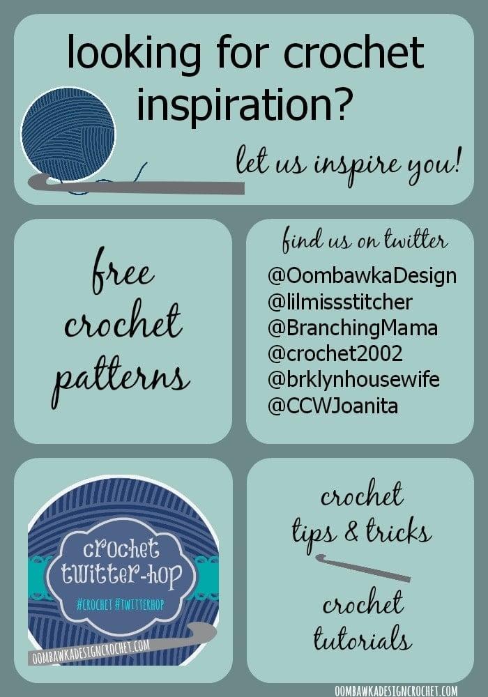 crochet twitterhop pinnable