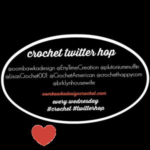 L&S Wednesday Party 38 & a Crochet #Twitterhop too!