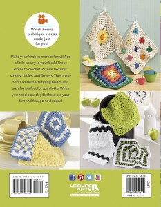 Leisure Arts Inc Dishcloths