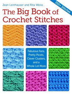 The Big Book of Crochet Stitches. Book Review. Oombawka Design Crochet.