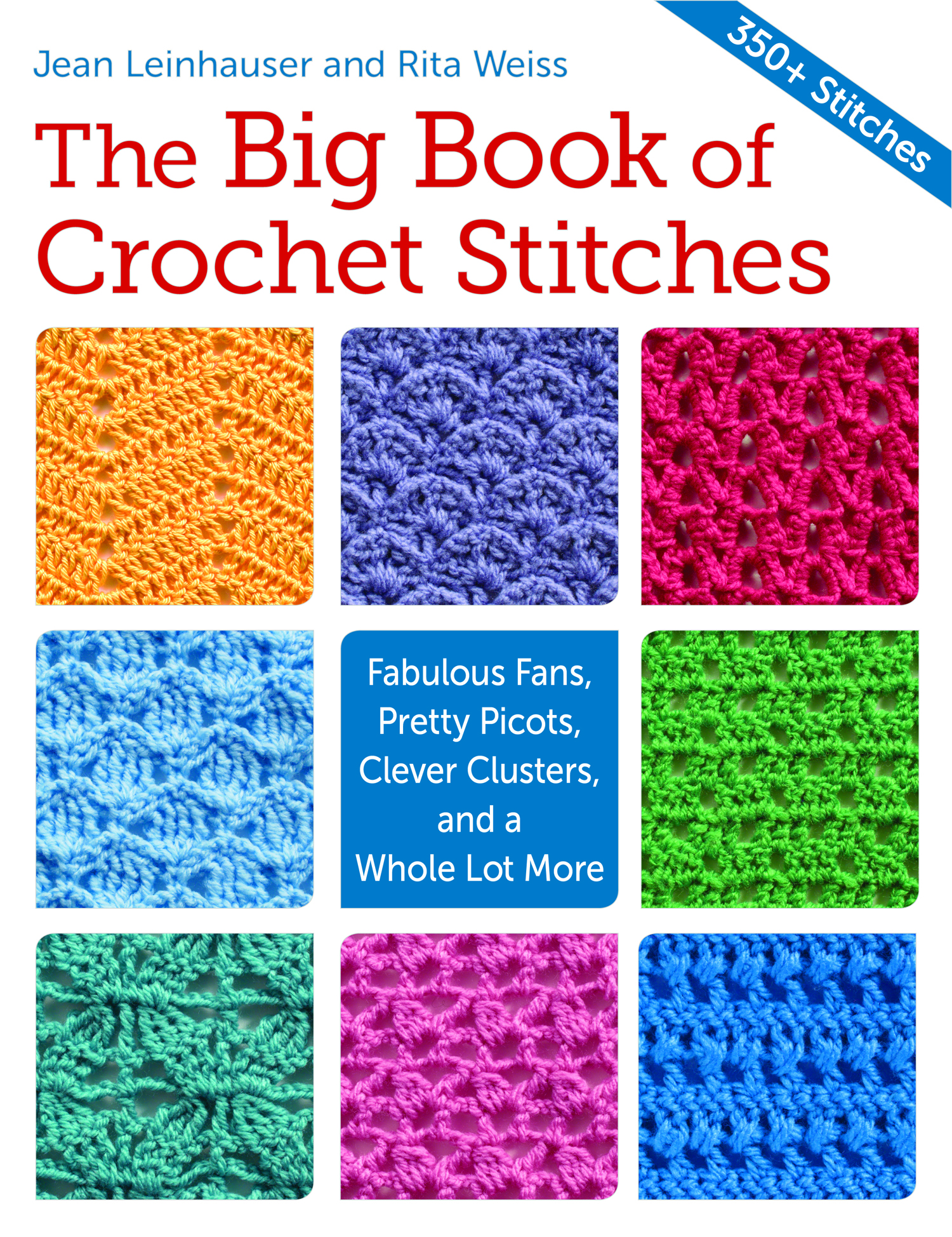 Crochet Stitches Directory : The Big Book of Crochet Stitches ? Oombawka Design Crochet