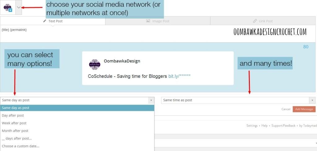 Edit Post ‹ Oombawka Design Crochet — WordPress