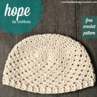Hope – in cotton