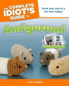 The Complete Idiot's Guide to Amigurumi. Book Review. Oombawka Design Crochet.