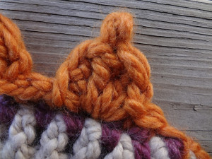 Pumpkin Patch Edging - Fiber Flux