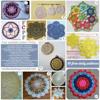 35 Free Crochet Doily Patterns