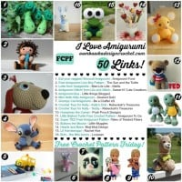 I Love Amigurumi! 50 Links!