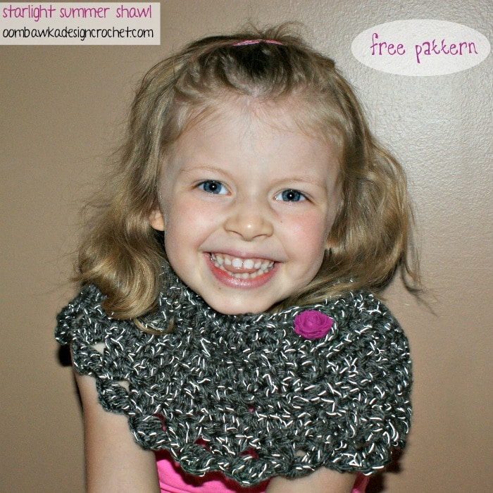 starlight summer shawl free pattern