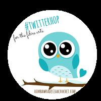 March 2015 Twitterhop for the Fiber Arts