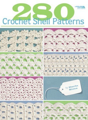Crochet Stitches Video Download : 280 Crochet Shell Patterns ? Oombawka Design Crochet