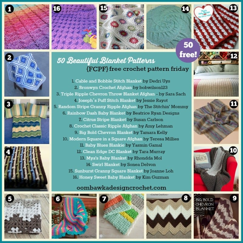 50 beautiful blankets