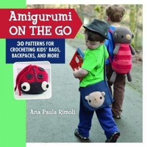 Amigurumi On The Go! Book Review. Oombawka Design Crochet.