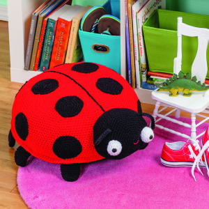 Pg50_LadybugFloorCushion