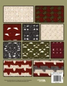 108 Crochet Cluster Stitches. Leisure Arts. Book Review. Oombawka Design Crochet.