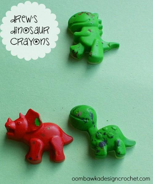 Drews Crayons