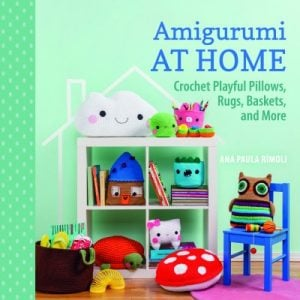 Amigurumi at Home. Martingale. Book Review. Oombawka Design.
