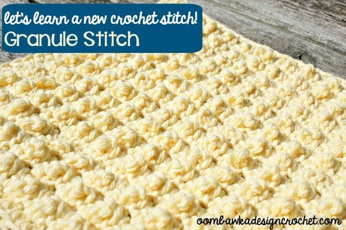 Granule Stitch