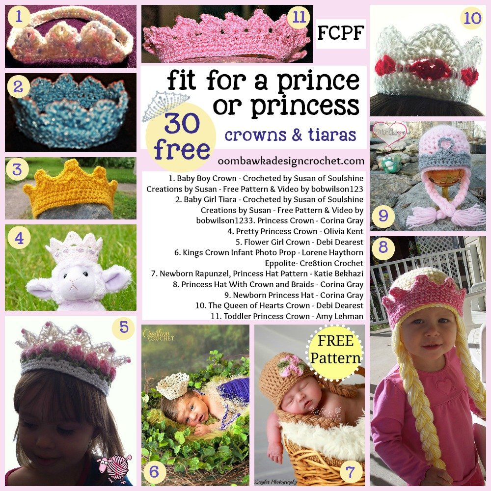fcpf crowns and tiaras