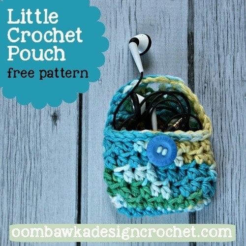 Free Pattern Crochet Pouch