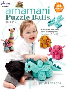 Amamani Puzzle Balls by Dedri Uys at Annie's Craft Store