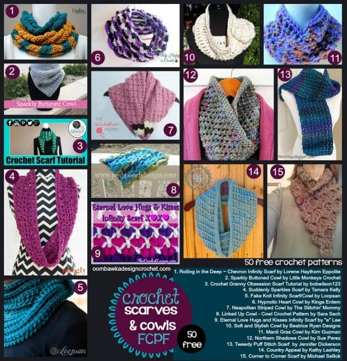 fcpf 50 free crochet patterns