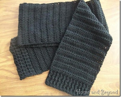 Simple Scarf Pattern -Suzanne Broadhurst