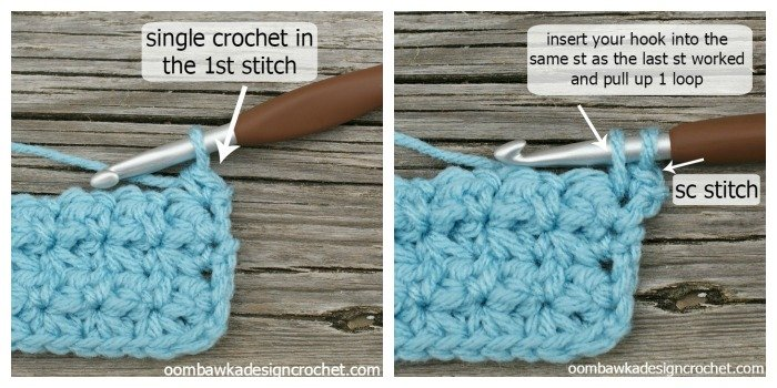 ONE Trinity Stitch Tutorial and Free Pattern