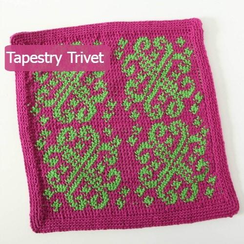 Tapestry Trivet