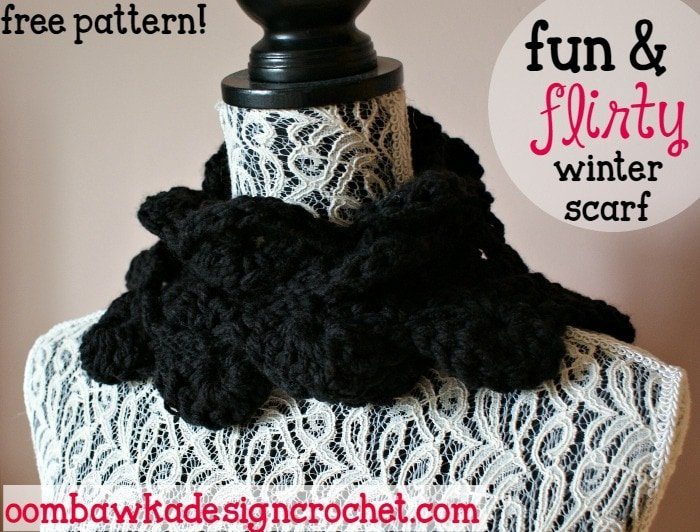 freepattern fun flirty black