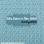 Trinity Stitch Tutorial