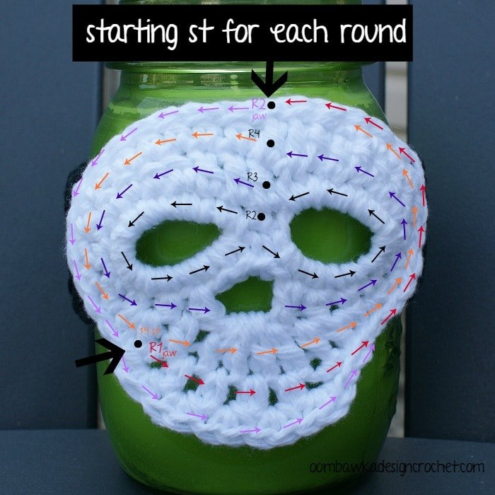 skull starting sts