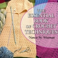 The Essential Book of Crochet Techniques. Book Review. Oombawka Design Crochet.