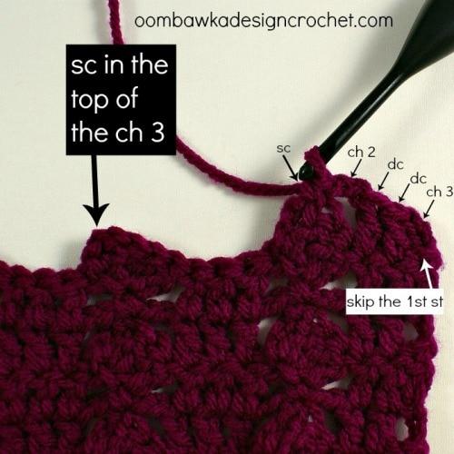 tread stitch tut 1