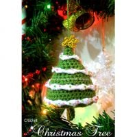 Crochet-Christmas-Tree- Craft Passion