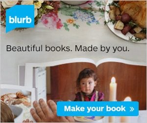 Creating Custom Books for the Holidays? Blurb's Book Making Boot Camp Makes It Easy!