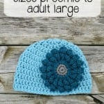 dc hat free pattern