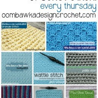 let's learn a new crochet stitch